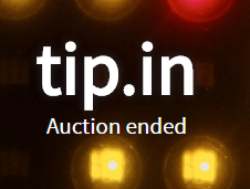 tip.in auction ended