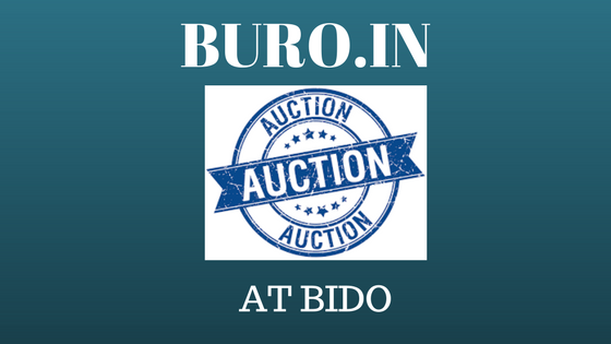 buro.in auction at bido