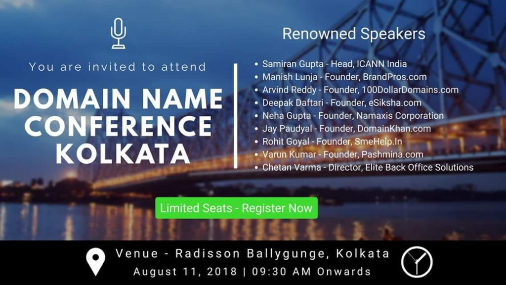 Domain Name Conference Kolkata