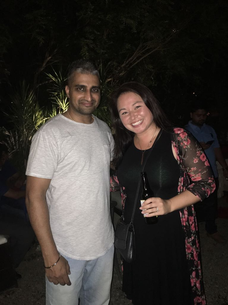DomainX2018 - After Party (Pre-Event) - 4th August 2018 -  Garden of Five Senses @ New Delhi