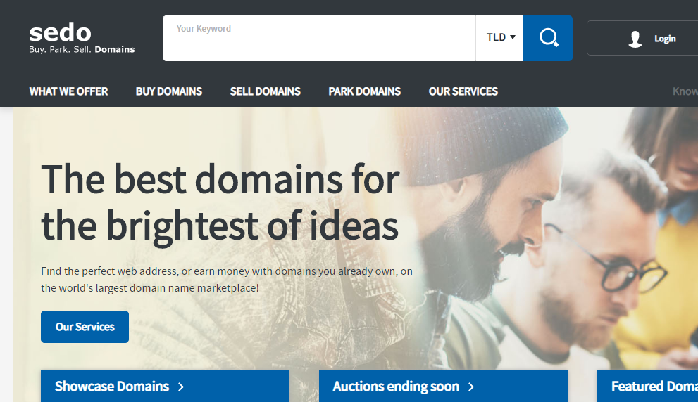 Best Domain Marketplaces to Buy and Sell  in Domain Names
