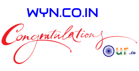 Wyn.co.in Domain Name Sold for XXXX USD