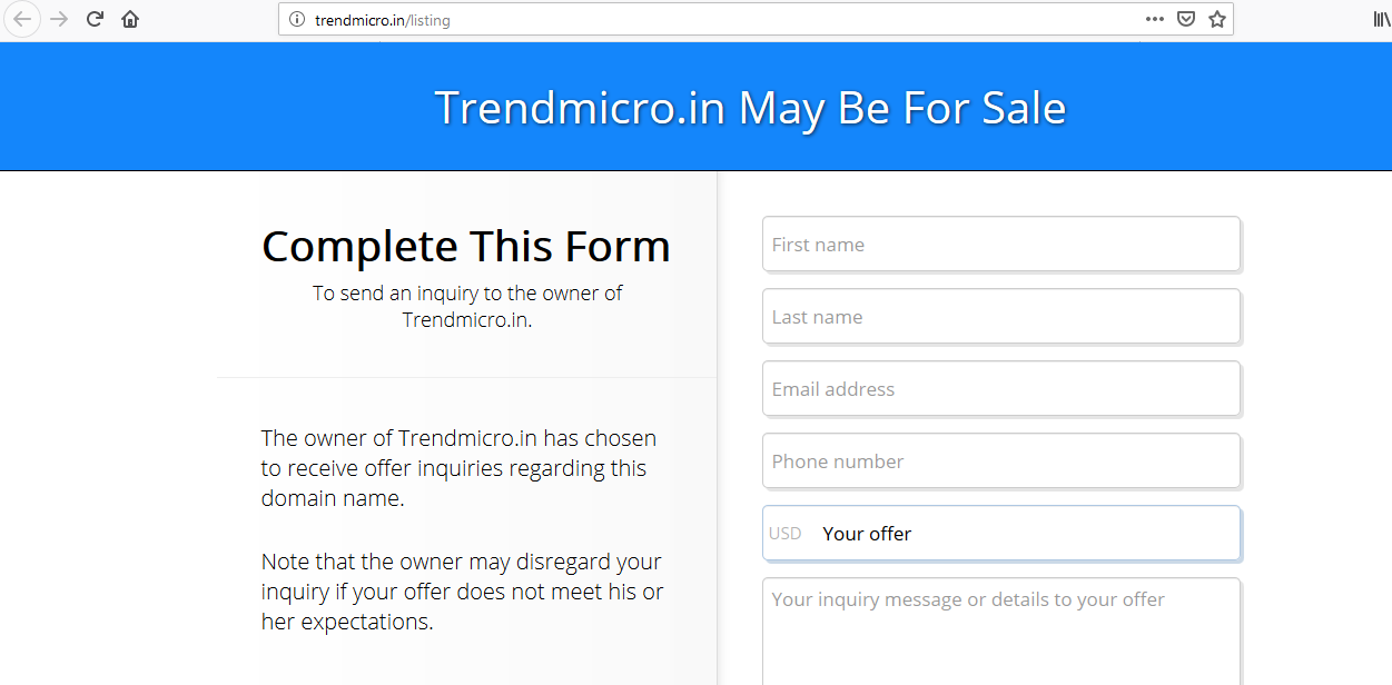 Trendmicro.in