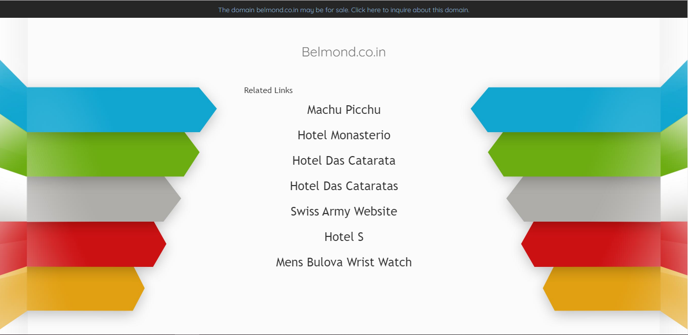 Belmond.co.in