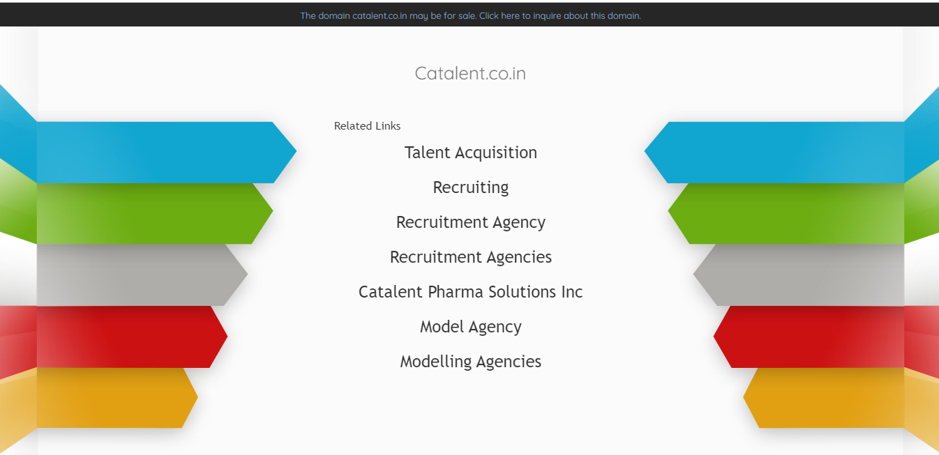 Catalent.co.in